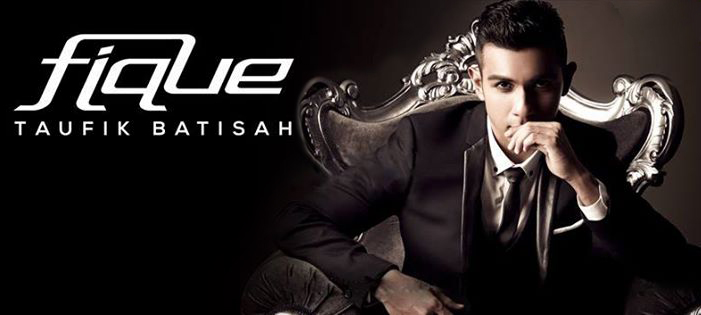 Cover Photo Album terbaru Taufik Batisah - Fique